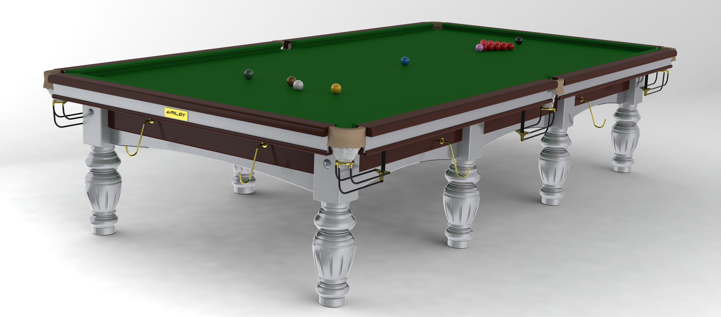 Let s dig history of snooker to understand the game better sai billiards ac - Taille table snooker ...